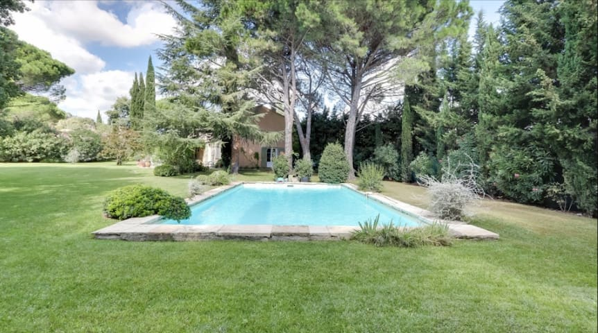 CHARMING BASTIDE WITH POOL NEAR ST TROPEZ - Cogolin - Vila