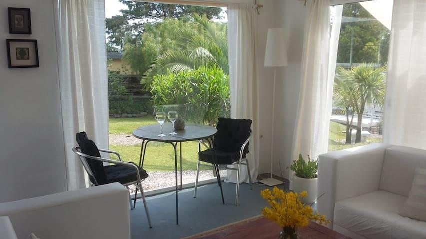 Casa en excelente estilo en un entorno verde