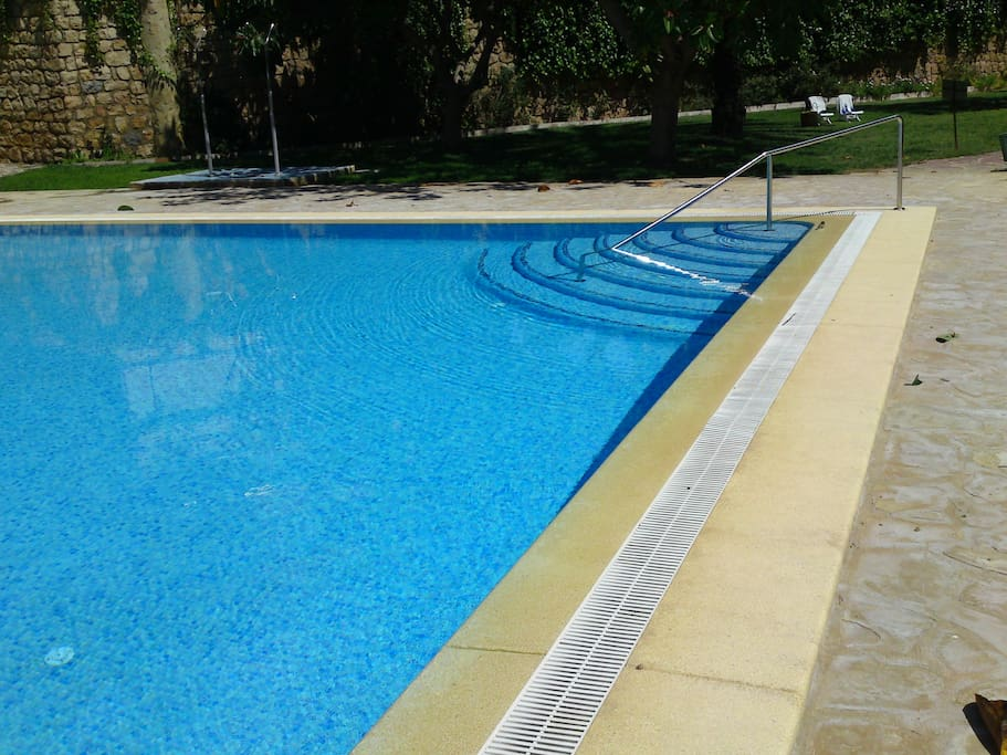 Piscina principal/Main Swimming pool