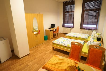 FAIR schlafen in double room - Wurzen