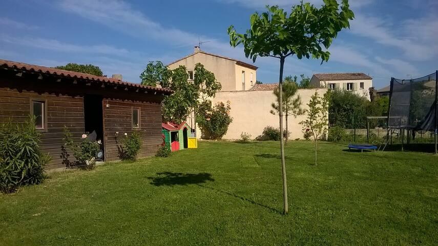 Chambre(s) au coeur de la Provence - Alleins