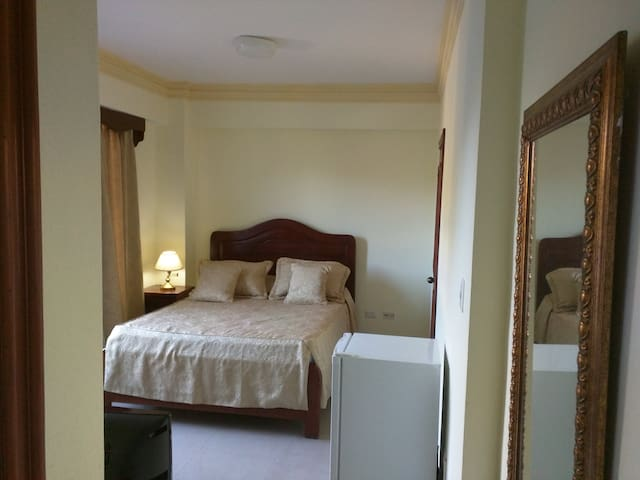 Caribe Paraiso - single room 40m to the beach