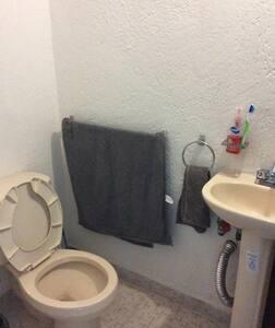 Habitaciones privadas nuevas a buen precio.
