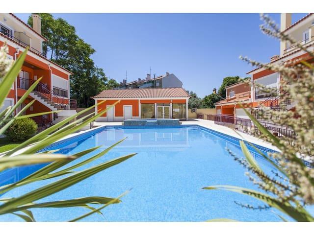 Vila Palmeira Apartment - Tomar - Kondominium