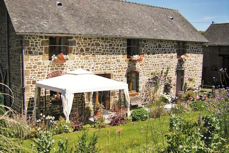 La Cloue Tranquil FarmH B&B Lassay - Sainte-Marie-du-Bois - Bed & Breakfast