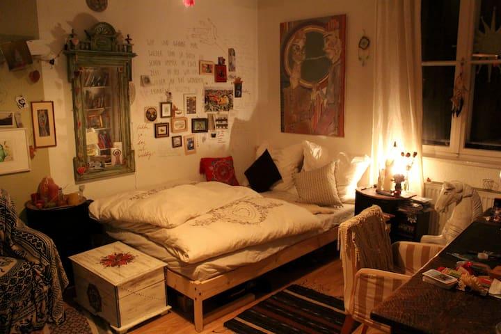 Charmantes Zimmer, 16m²