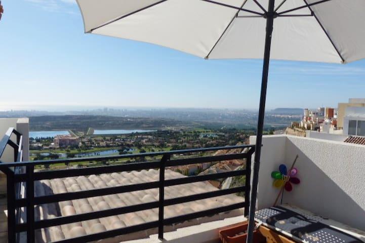 Golf et soleil assuré dans la région d'Alicante !