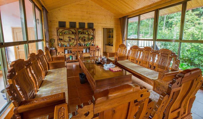 一个私密性极好的欧式别墅温泉度假村 - 惠州市 - Villa