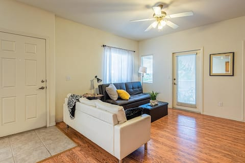 Gorgeous Modern Condo in Gated Community
