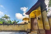 """Balinese entrance"""