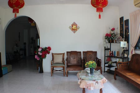 MK Homestay - Gopeng - Bungaló