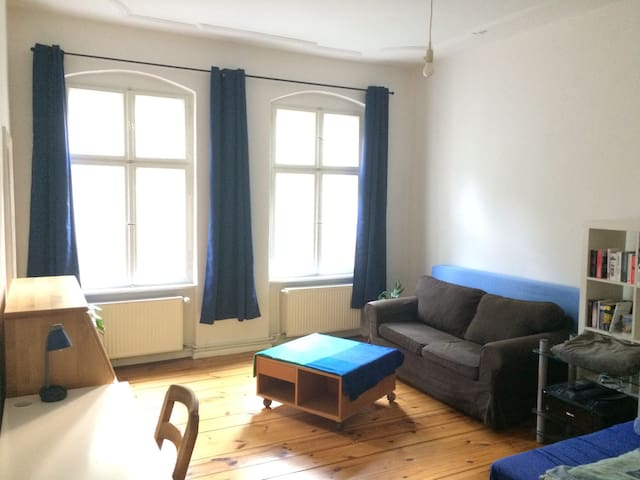 Very well located cozy appartment for 2-3 people - Berlin - Lakás