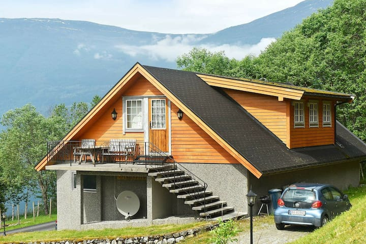 8 person holiday home in Olden