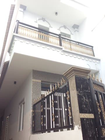 Cheap room for rent in Ho Chi Minh - Ho Chi Minh City - House