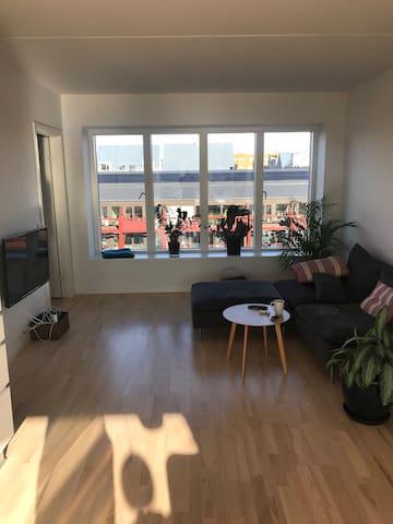 Cozy apartment 15 min to city center