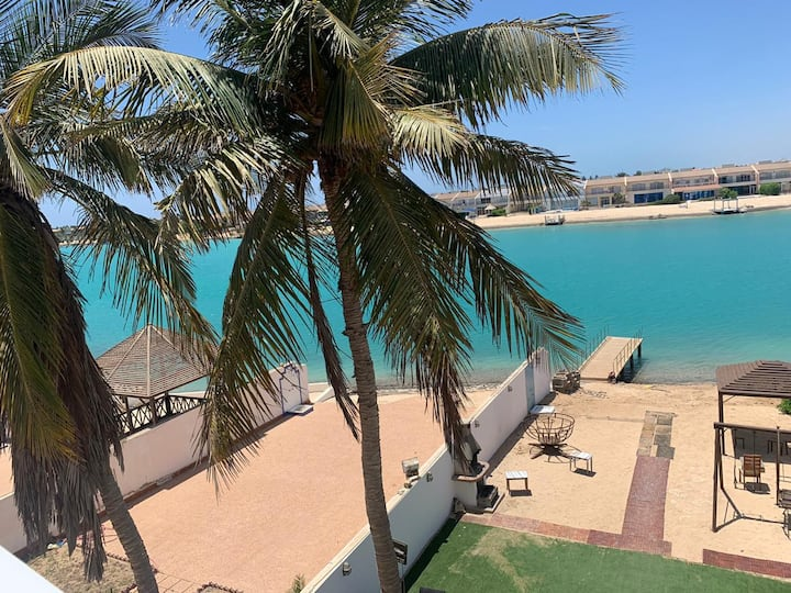 Sunset Red Sea Luxurious Villa in  Durrah  ⛱