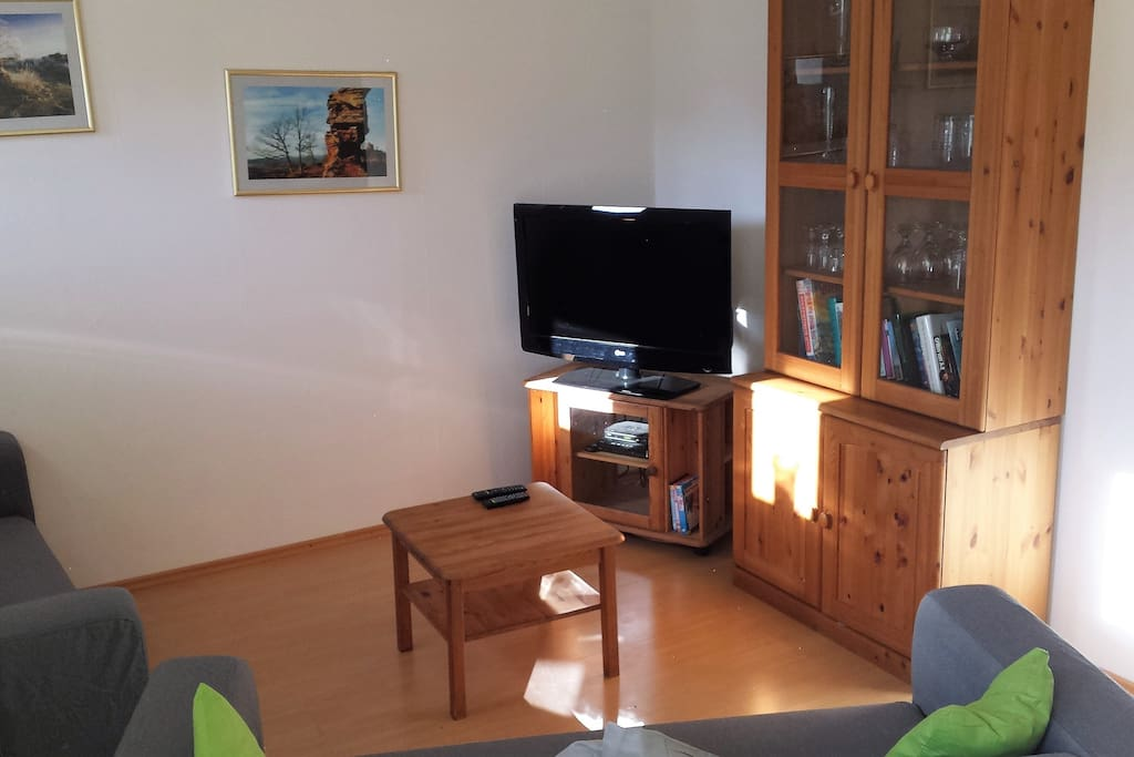 Sat-TV und DVD