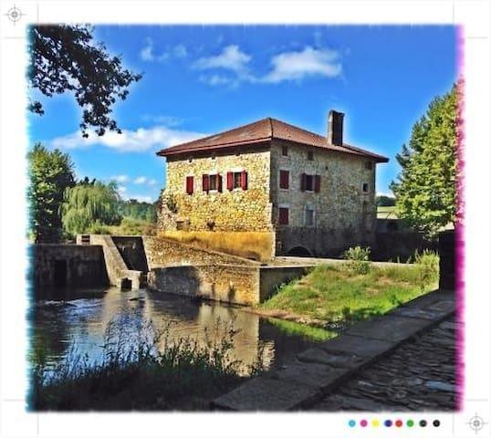 Les Gîtes du Moulin de Gramont - Bidache - Σπίτι