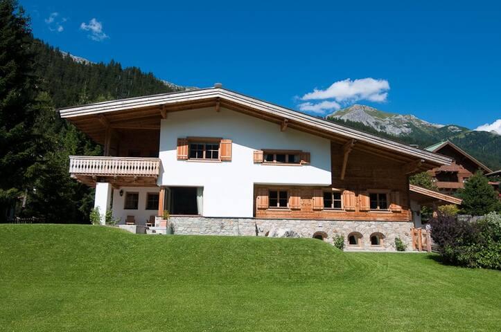 Maria Schnee: 112831 - Saint Anton am Arlberg - วิลล่า