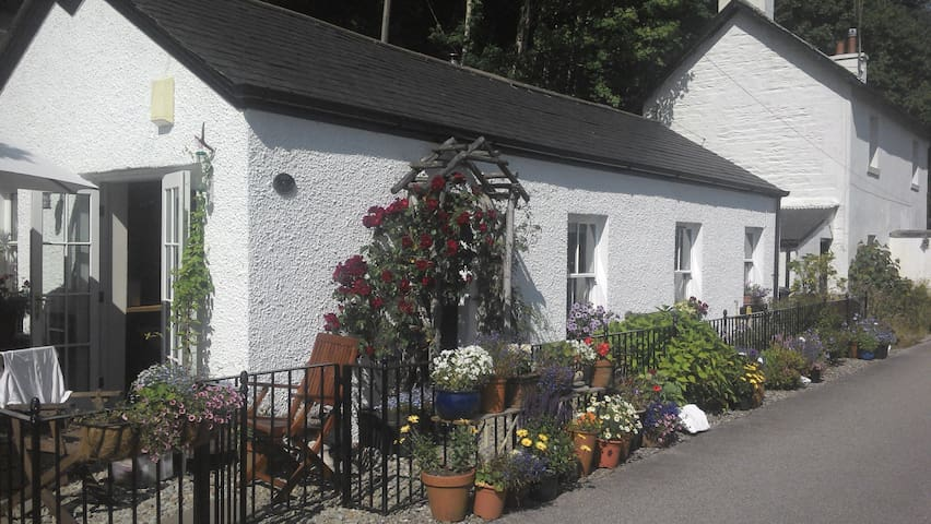 The Cottage on The Crinan Canal - Cairnbaan - Casa