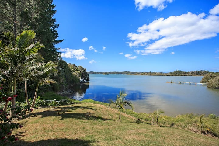 Kerikeri Waterfront Olive Grove - Kerikeri - Apartament