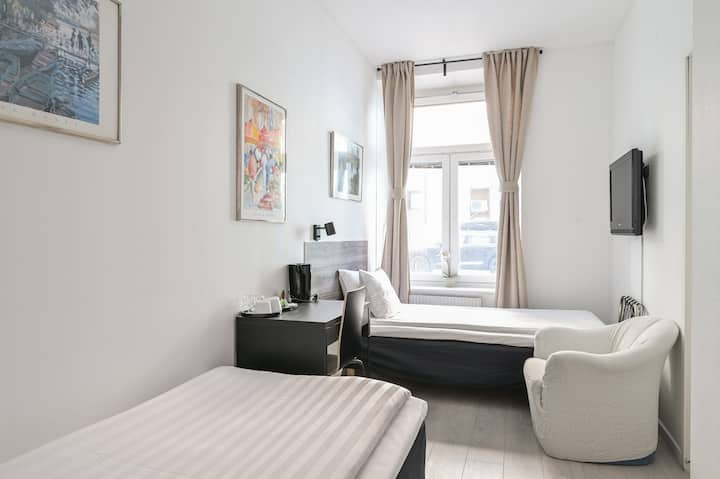 Longstay rental in the heart of Stockholm