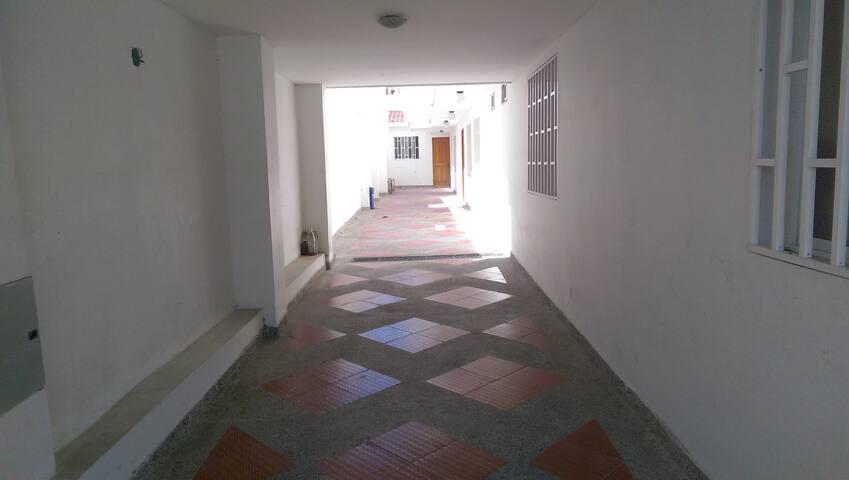 apartaestudio semiamoblado - Barranquilla