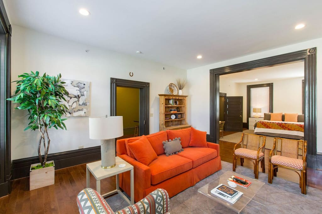 Prime Downtown Location Longhunter Suite Apartments For