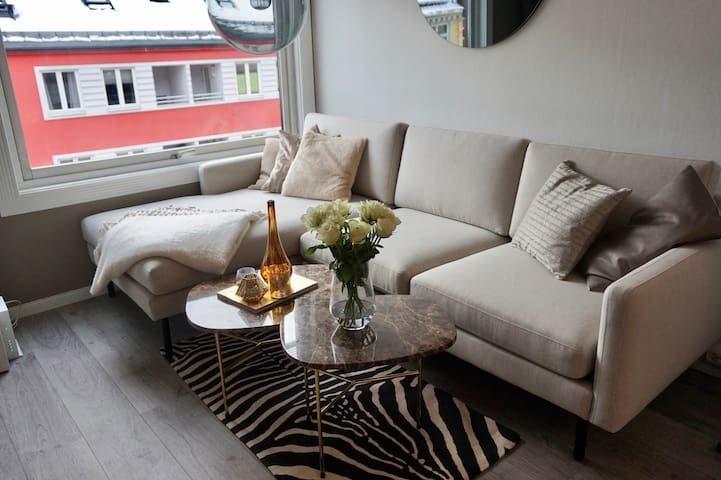 Lovely, modern and super sentral apartment!
