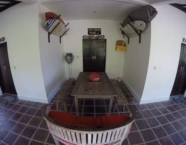 ANANAS Homestay, Petite Maison Room #2 - South Kuta