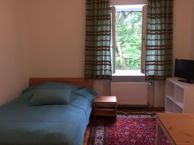 Zimmer No 8 in der Villa Marie - Mannheim