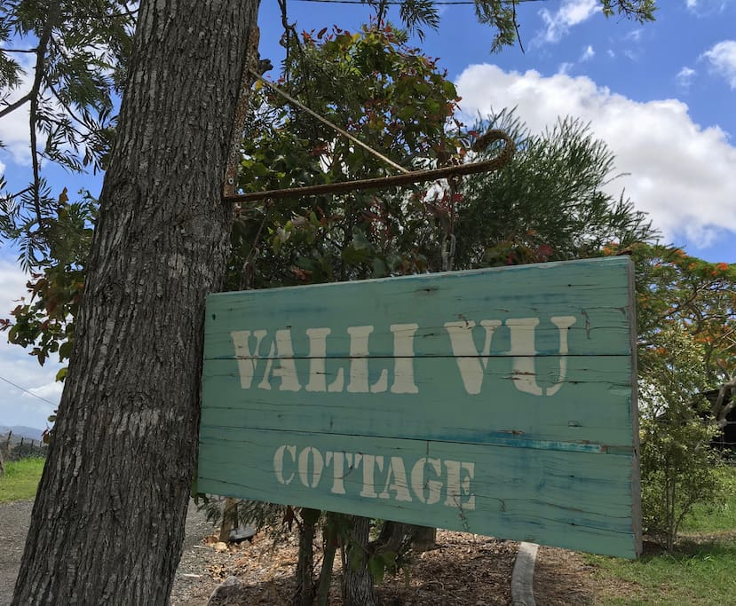 Come join us at Valli-Vu BnB Cottage