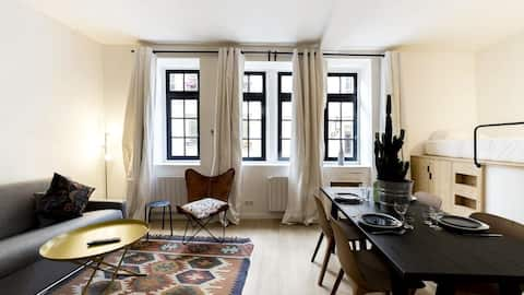 Lovely modern cosy apartment in Vieux Lyon