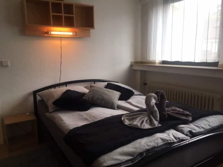 Gästezimmer in der Nähe von Düsseldorf