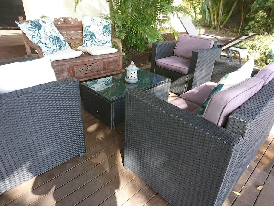 Outdoor Chill Out ZOne