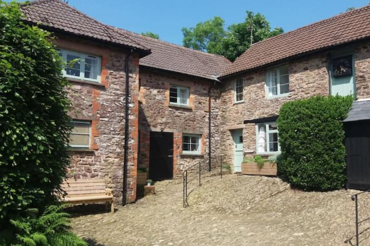 Wonderfully situated in the heart of Exmoor