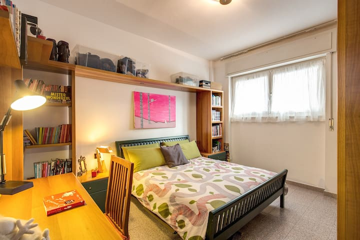 Cozy Apartment Near Naviglio Martesana -M2 Cimiano - Milano - Daire
