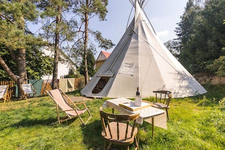☼The Ti-Pi☼ Relaxing Natural Experience for 14 pax