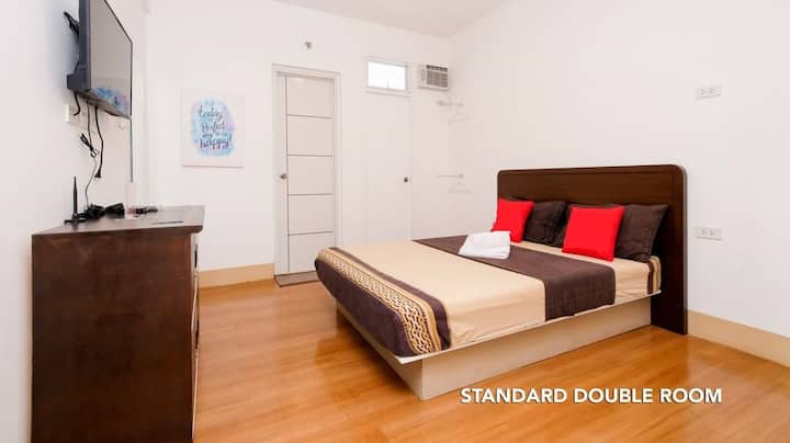 Double Room Sulit Dormitel SM Sta Mesa VMapa