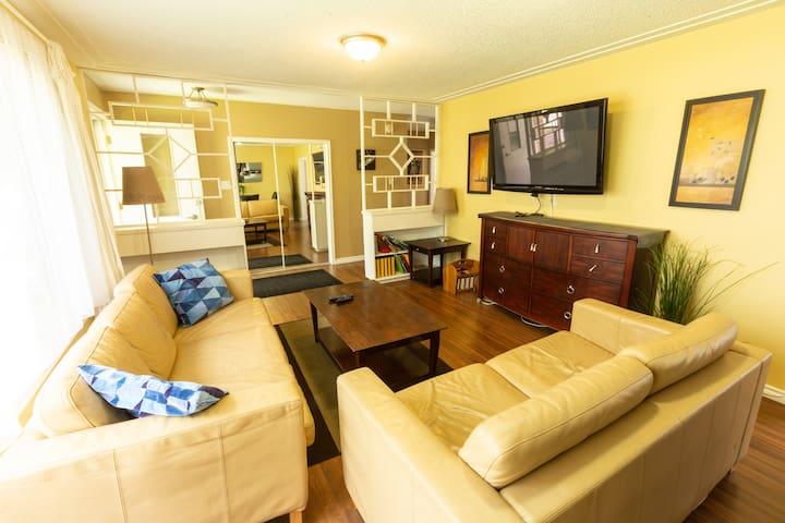 Cozy Whole House 6 BDRM