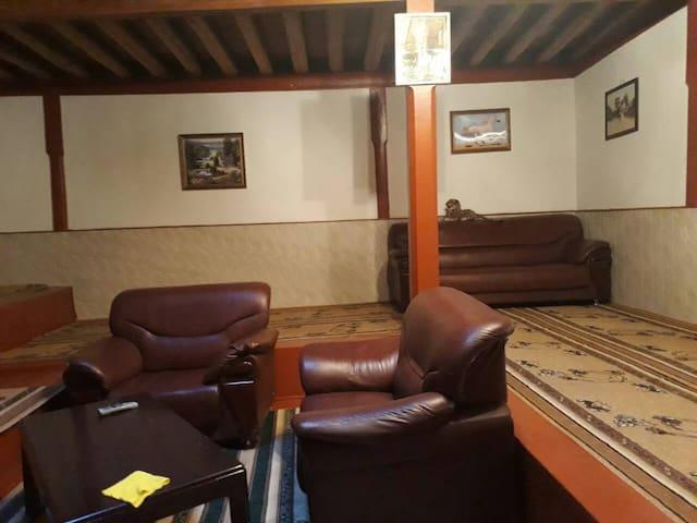 Big Pamirian House