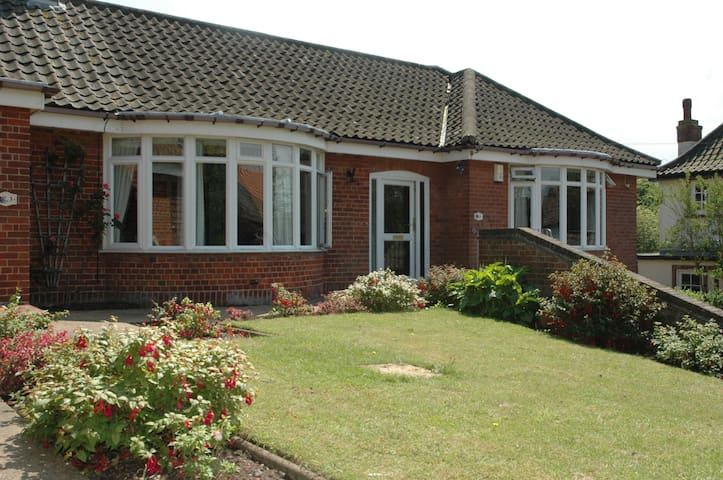 The Beeston Hill Bungalow