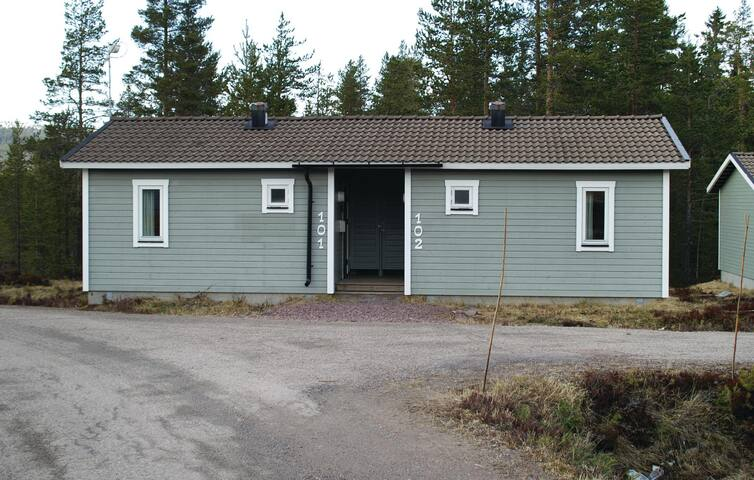 Semi-Detached with 2 bedrooms on 34m² in Sälen