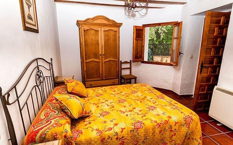 Dormitorio en planta inferior