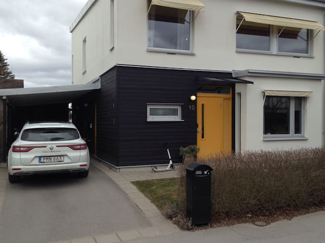 Lugnt boende nära centrum - Uppsala - Casa