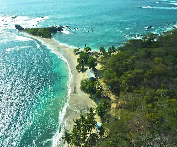 Luxurious Bali inspired Villas and Garden