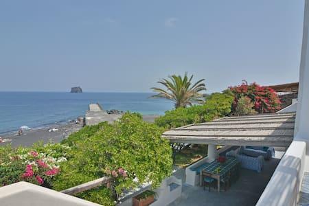 Sea view villa Dox