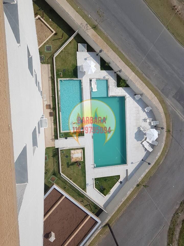Alugo Apto com piscina em Itanhaém