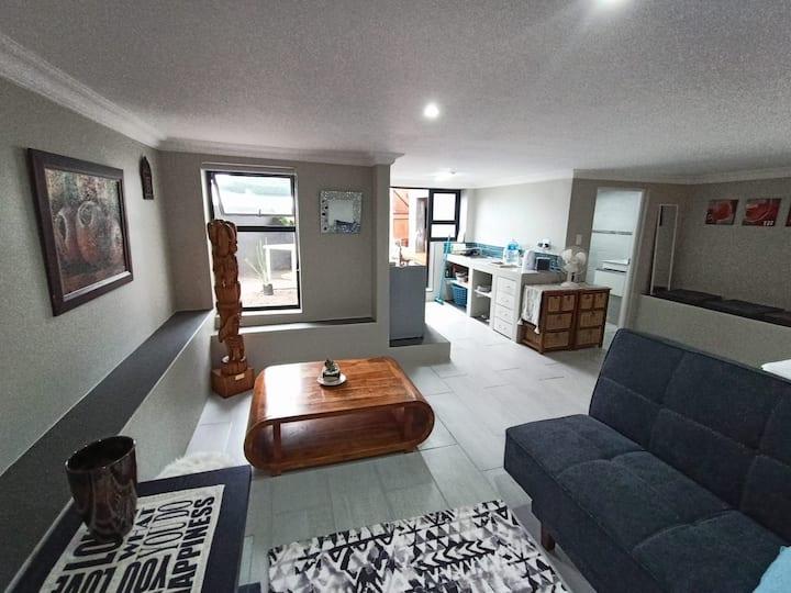 Daheim Holiday apartment. Open plan, private