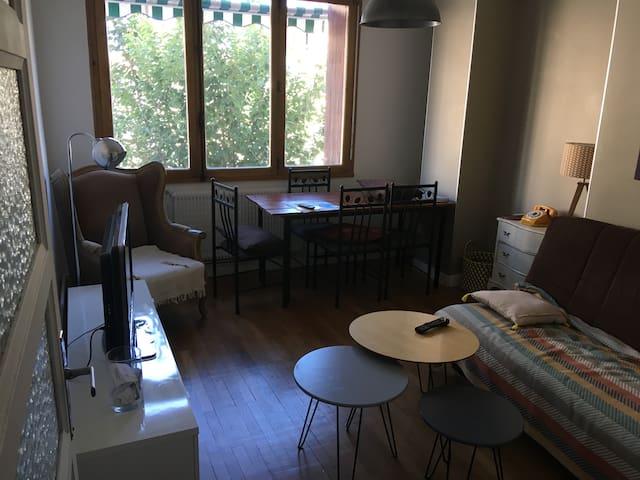 Chambre privée centre d'Annecy